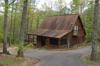 Pigeon Forge Tn Cassie 39 S Cozy Cabin 2 Bedroom Log Cabin Wears Valley Vacation Rental