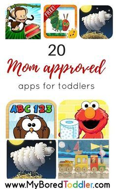 Best Apps for Toddlers. If you are looking for the best free or paid apps for toddlers, this list of great apps is sure to help. A teacher and mother of two shares her 20 favorite toddler apps.
