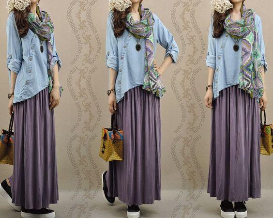 Women Tops 2016 New Blouse Shirts Fashion Loose Plus Size Linen Blouse Oblique Button Irregular Shirt Female Denim 800030