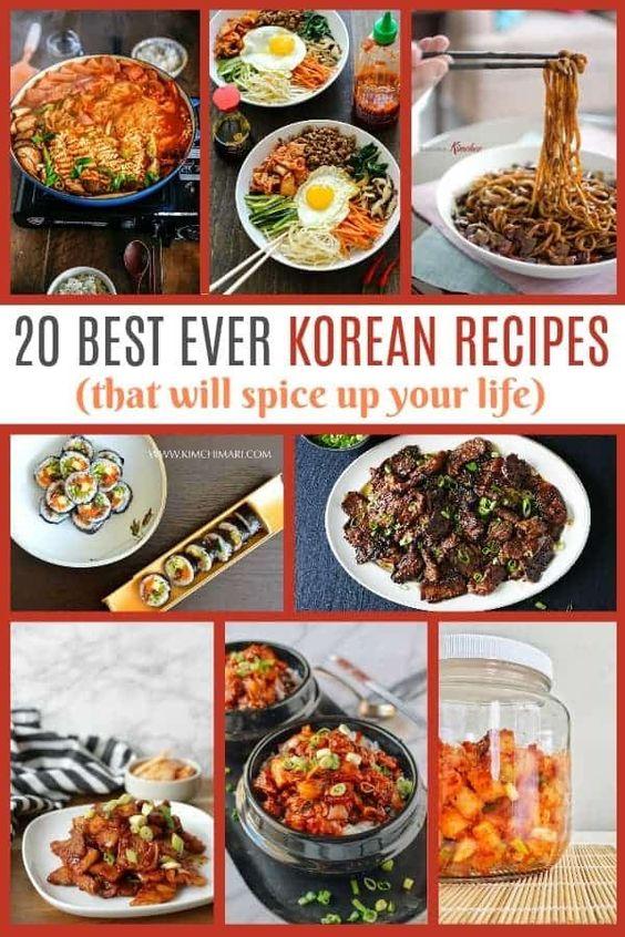 20 Tasty Korean Recipes That Anyone Can Make at Home