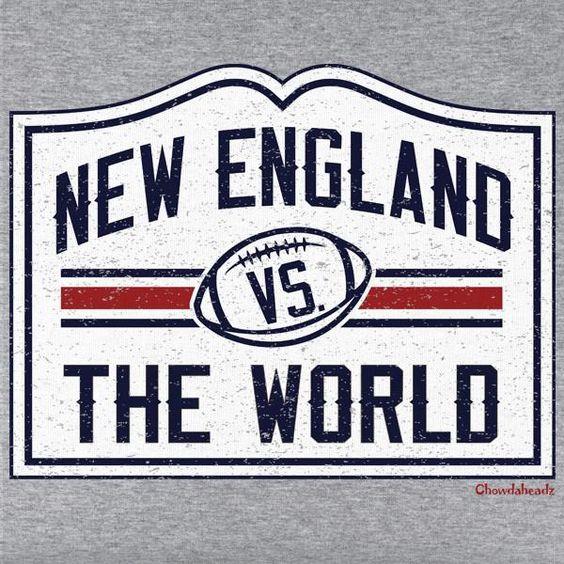 New England vs The World T-Shirt