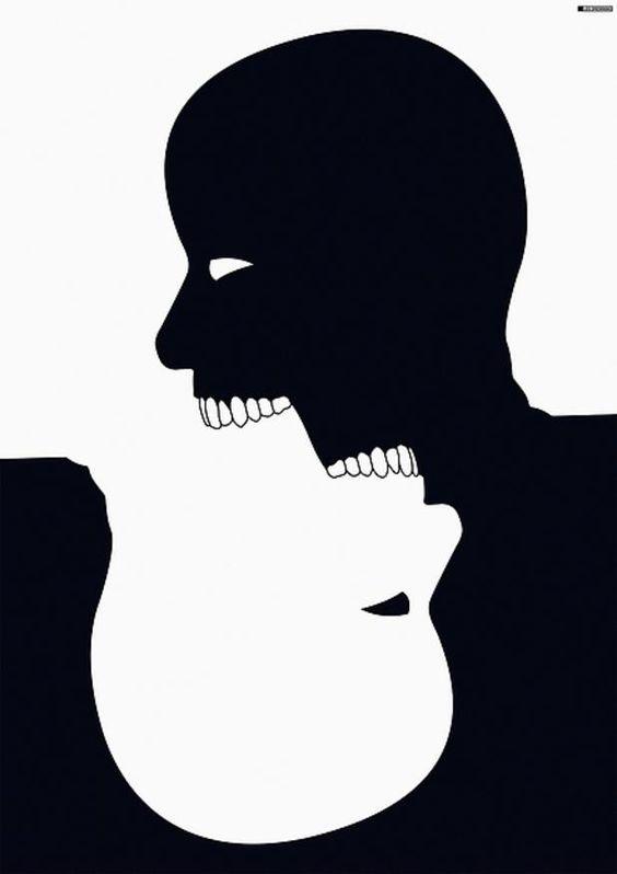 Homo homini lupus est Lex Drewinski, Falkensee bei Berlin Kategorie: A (Auftragsarbeiten; Werbemittel Wirtschaft, Kultur, Soziales) Auftraggeber: Friedenshaus Berlin Druckerei: flyeralarm GmbH, Würzburg Format: 100 × 70 cm Drucktechnik: Offsetdruck