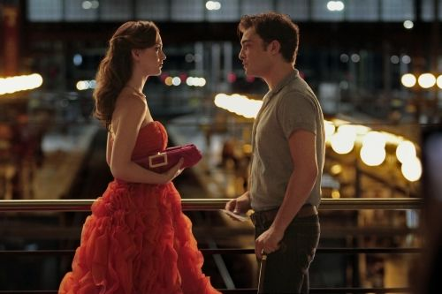 Blair and Chuck in Paris - TV Fanatic