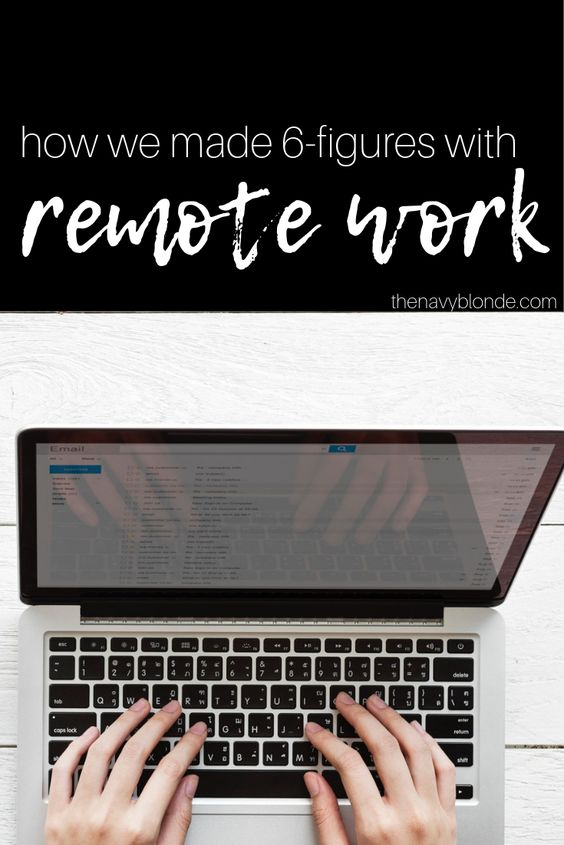 Remote Work Tips 30503