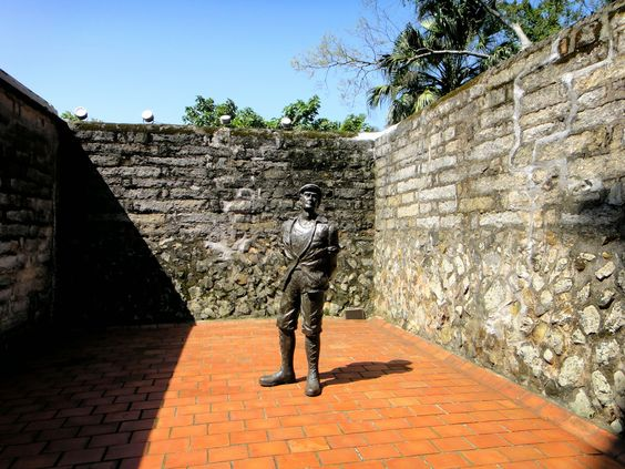 Taiwan Travel: Fort San Domingo, Tamsui | Wandering Fel