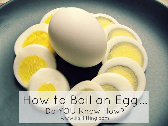 how to cook hard boiled eggs on the stove