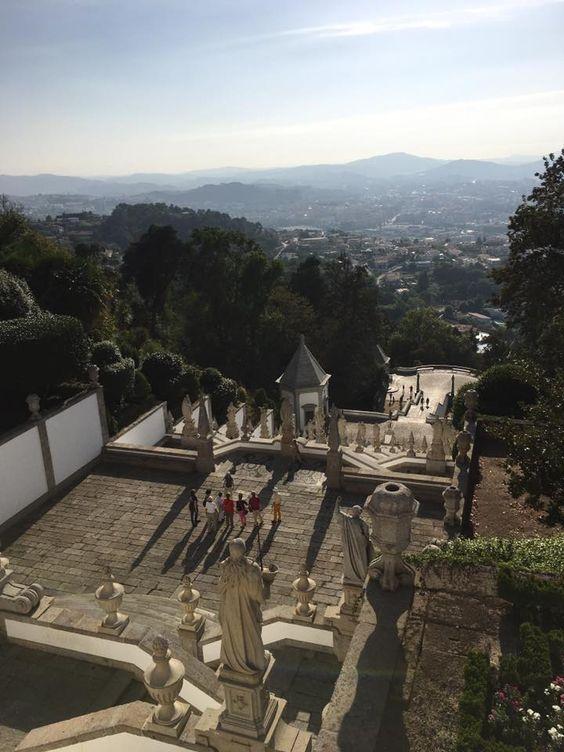 Bom Jesus do Monte, Braga, Portugal:) Foto de Igor Alves Cardoso