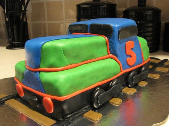 Train Engine Cake Images : Pinterest   The world s catalog of ideas