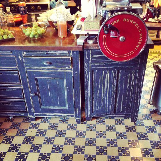 Traditional Kitchen Floor Tiles: Traditional, Floors And Lebanon On Pinterest