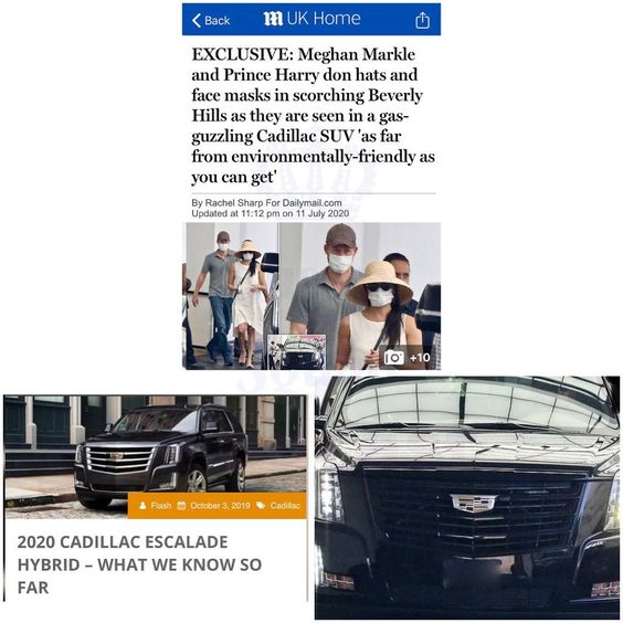 So Daily Fail Made A Big Deal About The Vehicle Harryandmeghan Were Using Even Though All Of The Royal Family Uses Ran In 2020 Used Range Rover British Press Uk Homes