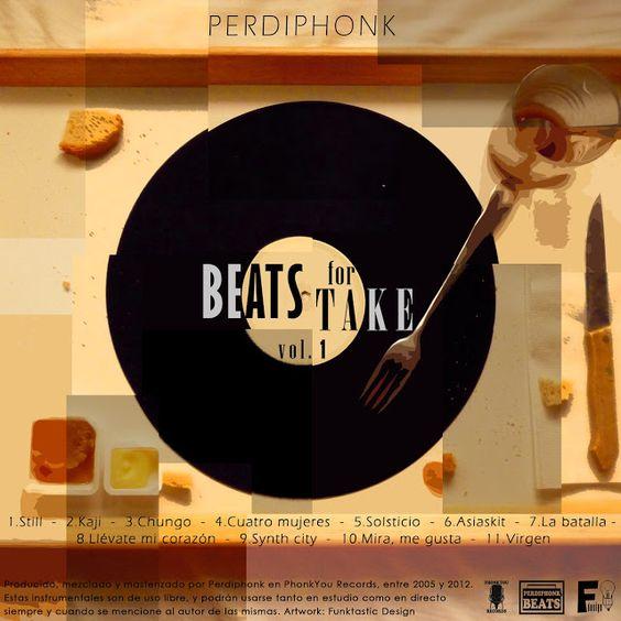 Perdiphonik - Beats for Take Vol.1 | Beattape ( Stream und Download ) - Atomlabor Wuppertal Blog