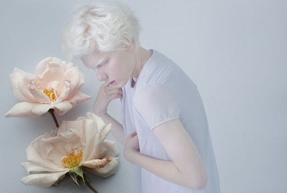 albino on Behance