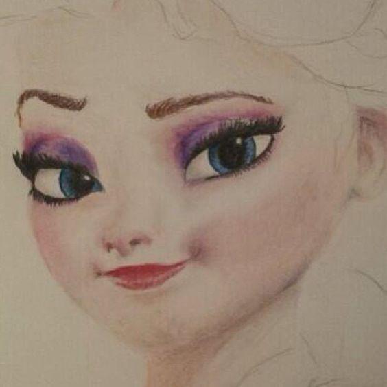 elsa eyes