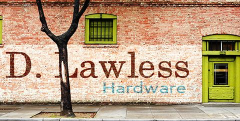 Great prices!  D. Lawless Hardware - Fun and antique replica hardware for furniture, drawers & cabinets