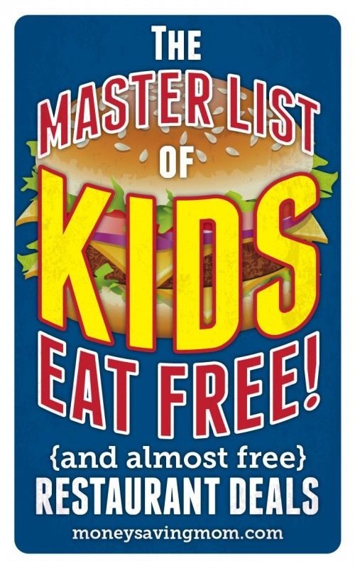 Kids Eat Free Fudruckers