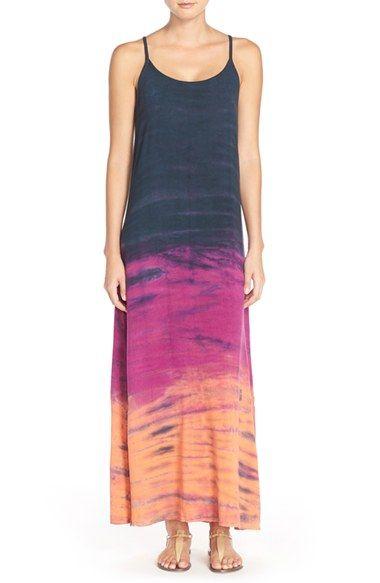 Hard tail maxi dress