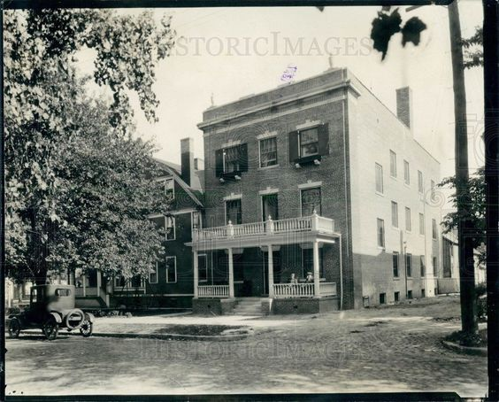 1922 Detroit Kings Daughters & Sons Home Press Photo