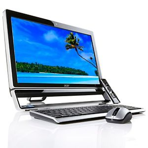 """Acer 23"""" Touchscreen LCD Core i3, 4GB RAM, 1TB HDD All-In-One Desktop Computer at HSN.com."""