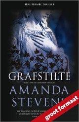 IBS Thriller - Amanda Stevens - Grafstilte #harlequin #ibsthriller #amandastevens #dodenrijk #boeken