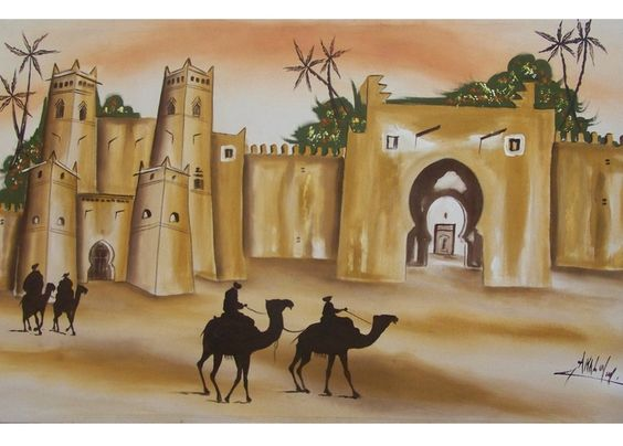 tableau mural marocain ref tab15 peinture marocaine pinterest peintures murales. Black Bedroom Furniture Sets. Home Design Ideas