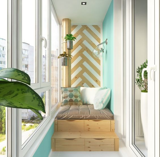 Consejos para decorar mini terrazas
