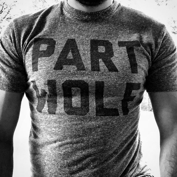 Part Wolf shirt from Buy Me Brunch