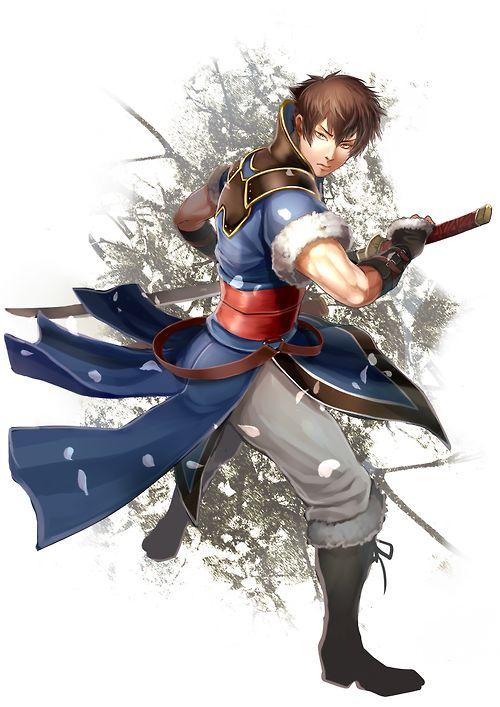 Lon'qu - Fire Emblem Awakening | Antojos de cosplay ...