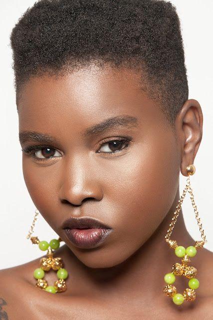 Remarkable Black Women Natural Hairstyles For Women And Black Women On Pinterest Hairstyles For Men Maxibearus