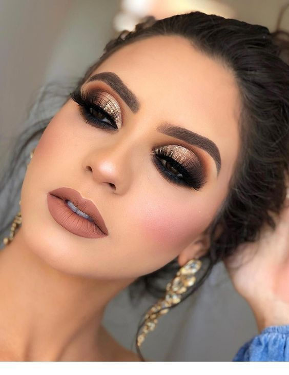 Makeup Styles Smokey Eyes