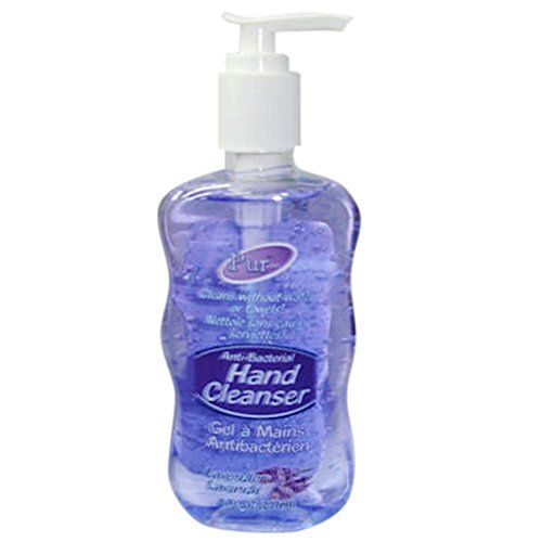 Purest Antibacterial Hand Cleanser With Lavender 237ml 2305804
