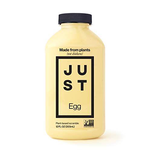 Just Egg Cholesterol Free Plant Based Scramble 12 Oz Just Https Www Amazon Com Dp B07g3nbxj7 Ref Cm Sw R Pi Dp U X Juof In 2020 Plant Based Scrambled Eggs Grocery