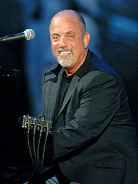 "Billy Joel - THE piano man. Saw him in ""2000 Years"" tour in Dallas—December 1999!"