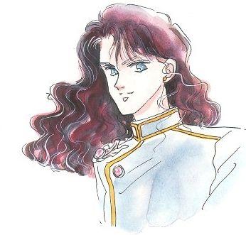 Sailor Moon ~~ Nephrite