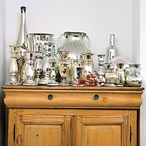 Tips for Buying Mercury Glass | SouthernLiving.com