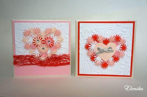 Valentine mini-card