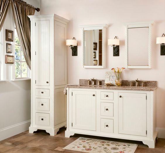 traditional bathroom vanities and sink consoles | jobcogs. | bath