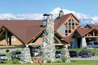 Talkeetna Lodge in Alaska