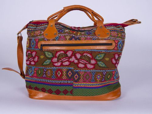 Juana Midsize Huipil Day Bag