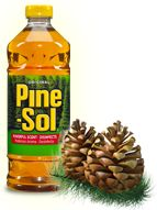 Pine Sol smells clean to me :)