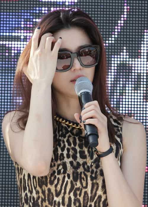 jeon ji hyun pierdere în greutate