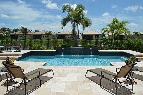 Treasure Pool Builders|South Florida New Pools|Remodeled Pools