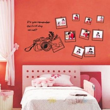 English Proverb Removable Decorative Wall Stickers | Wall sticker