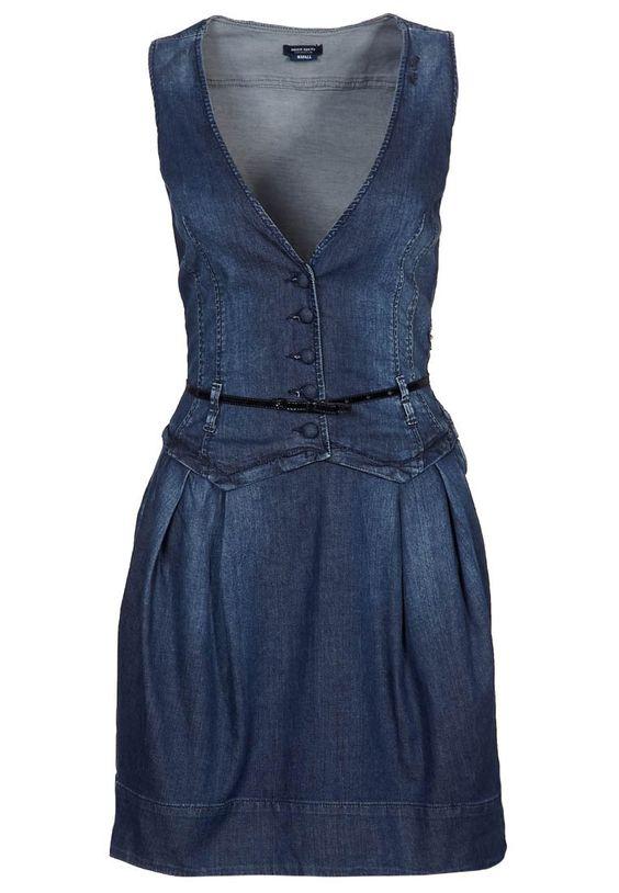 Miss Sixty AMBRA Jeanskleid in blue @Zalando