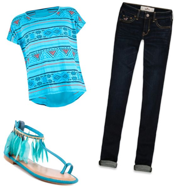 """""""Untitled #2"""" by orangeandbluelover on Polyvore"""