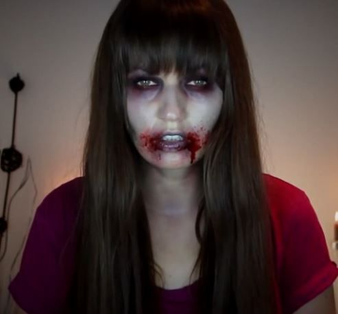 Easy Zombie Makeup Ideas and Tutorial For Halloween | Winston View ...