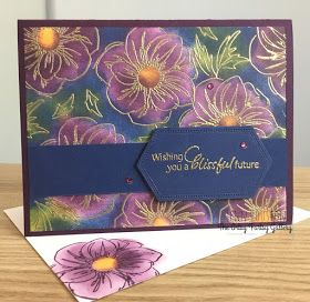 The Artsy Fartsy Gallery: Four Cards & Friends - Floral Essence Bundle