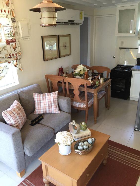 Model Home Interior Design | Lladro model house of Savannah Crest ...