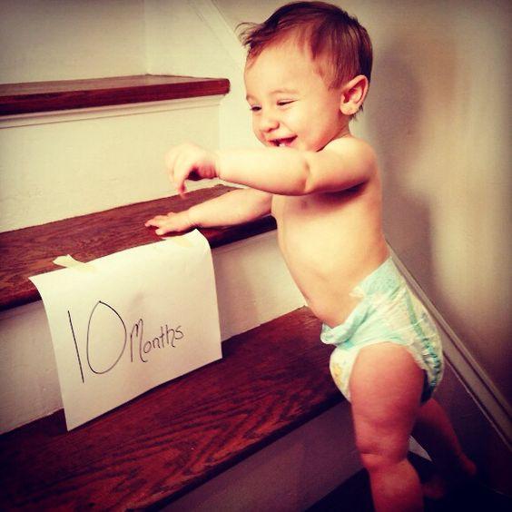 Baby Cam 10 month shot!