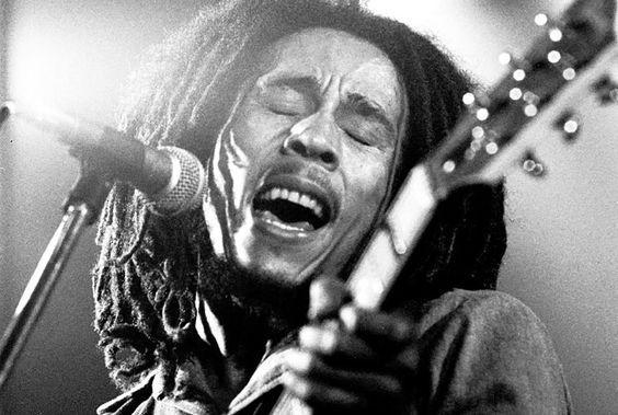Imágenes de Bob Marley.- El Muni.