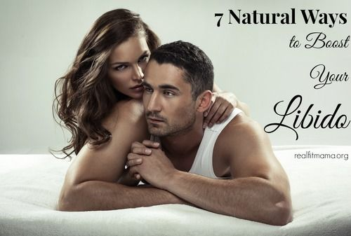 7 Natural Ways to Boost Your Libido